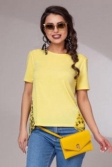 Новинка: блузка с разрезом на спине CHARUTTI