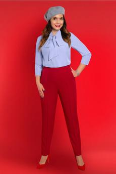 Новинка: женские красные брюки CHARUTTI